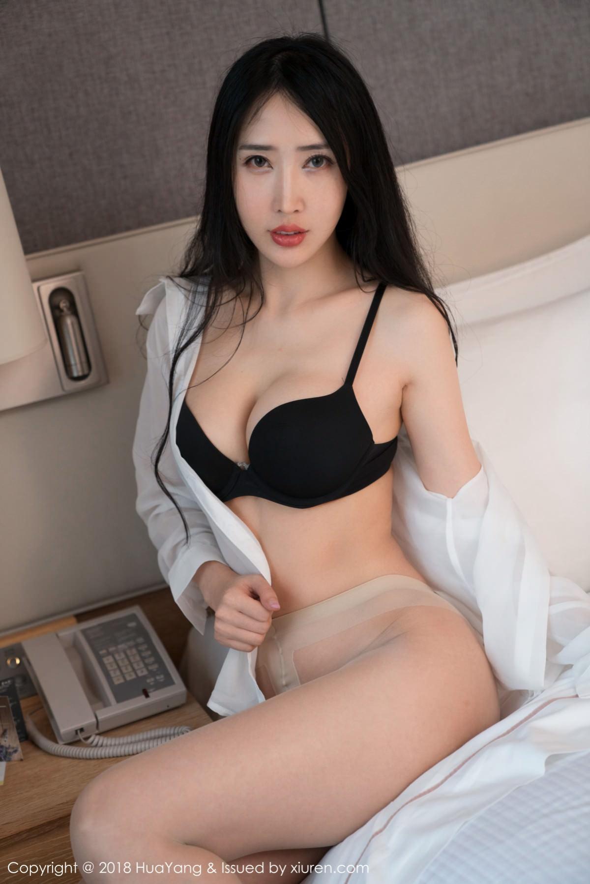 HuaYang VOL.052 12P, HuaYang, Yu Xin Man