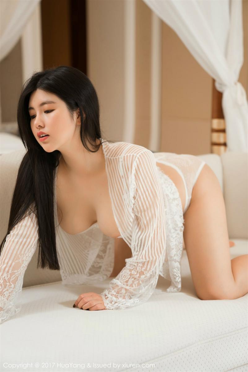 HuaYang Vol.016 2P, HuaYang, Na Lu Selena