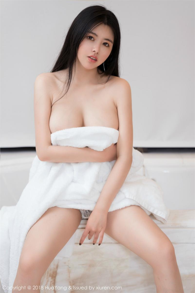 HuaYang Vol.024 3P, HuaYang, Na Lu Selena