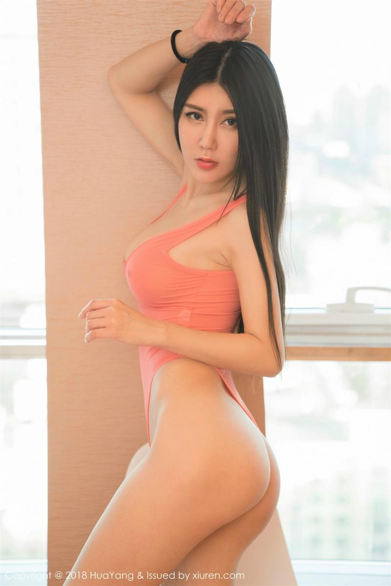 HuaYang Vol.025 10P, HuaYang, Xiao Xiao Sal