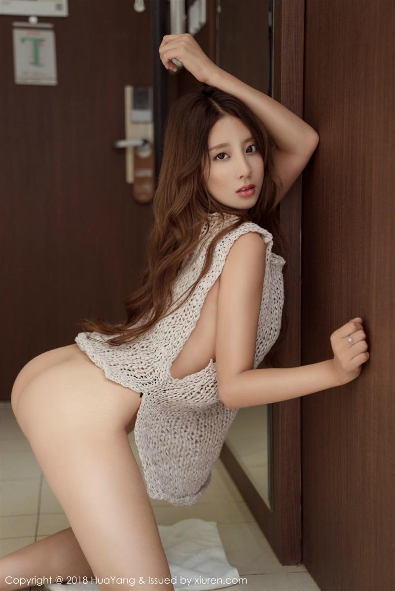 HuaYang Vol.026 34P, Duan Xiao Hui, HuaYang