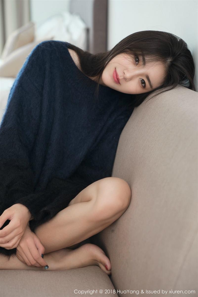 HuaYang Vol.027 9P, HuaYang, Ke Le Vicky