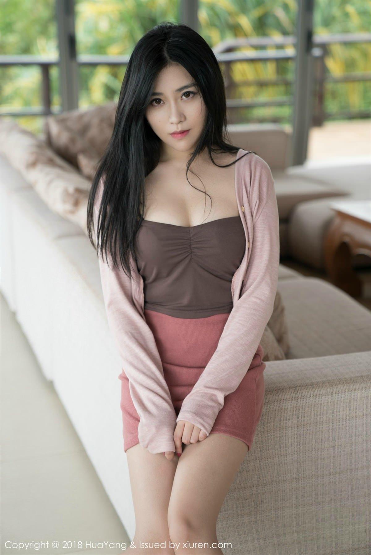HuaYang Vol.029 24P, HuaYang, Xu Nuo
