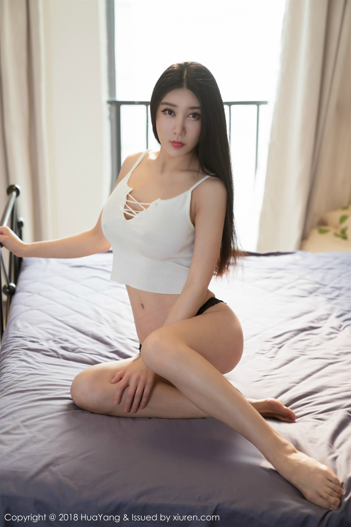 HuaYang Vol.032 7P, HuaYang, Xiao Xiao Sal