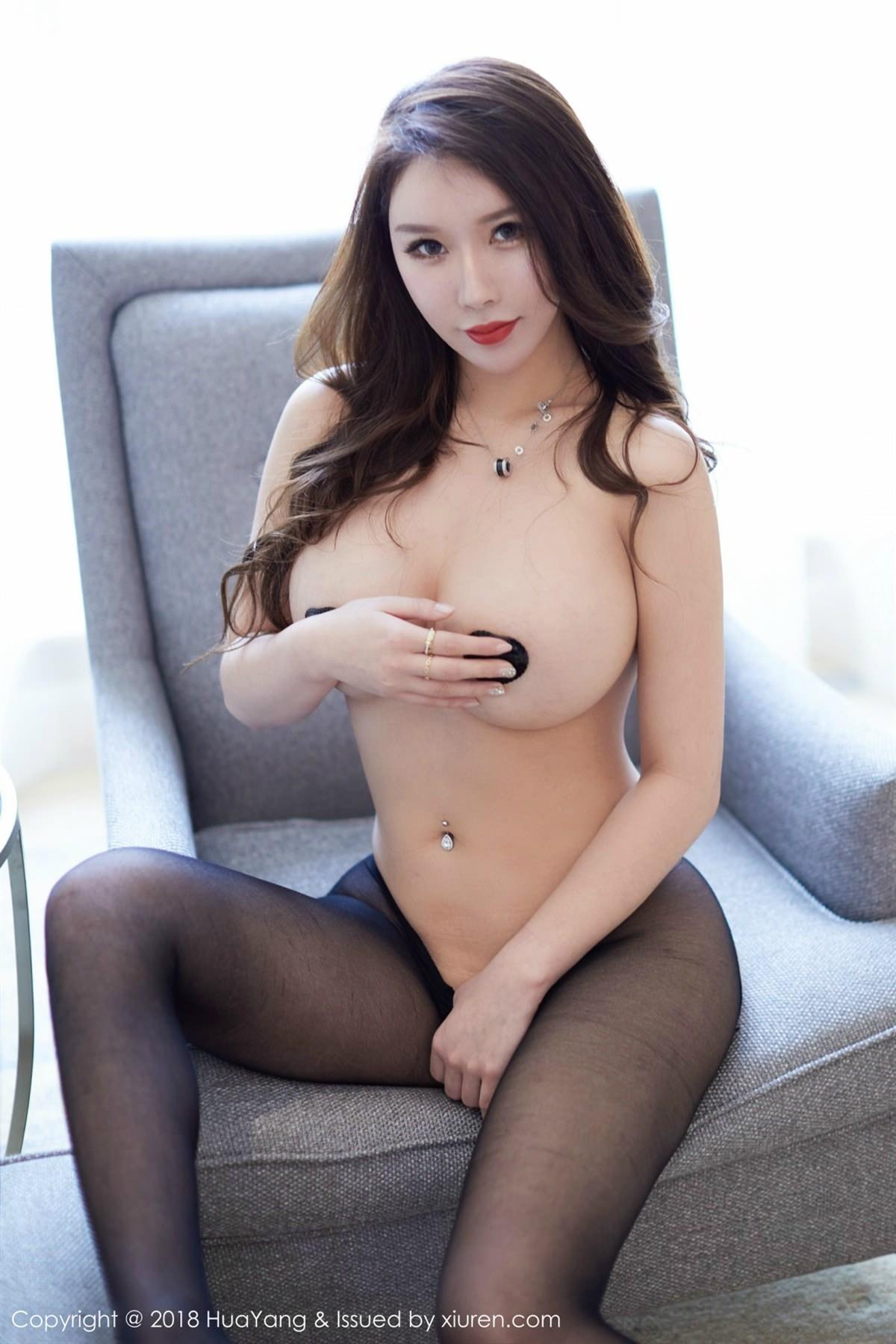 HuaYang Vol.054 10P, HuaYang