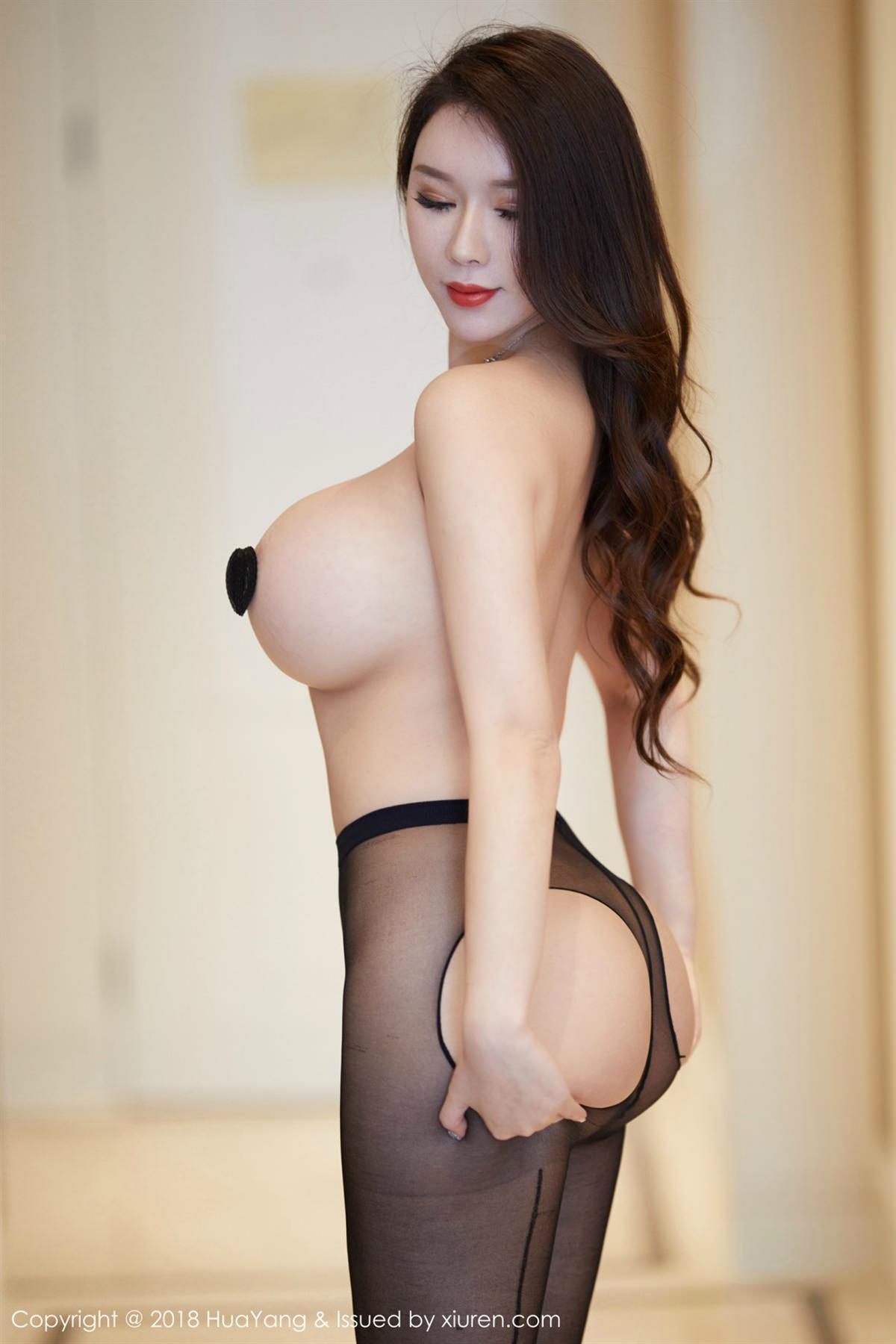 HuaYang Vol.054 11P, HuaYang