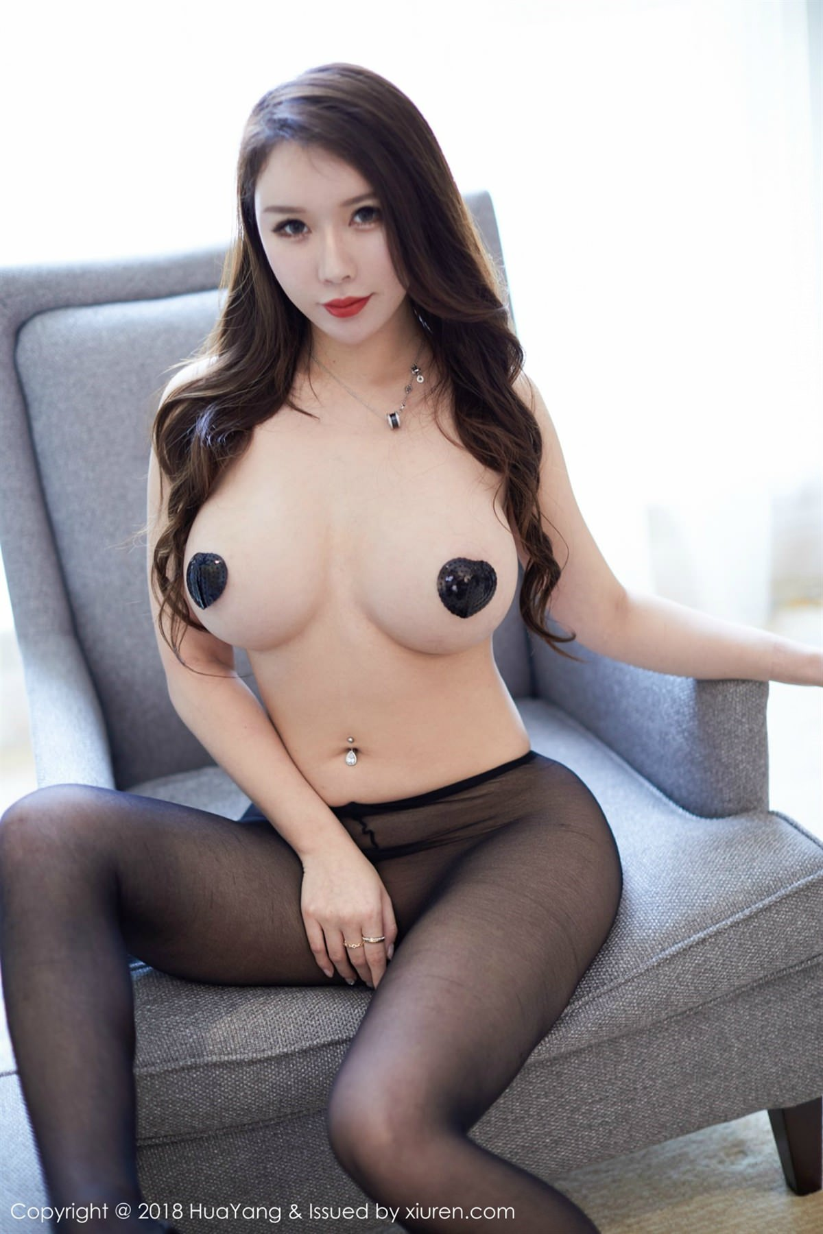 HuaYang Vol.054 6P, HuaYang