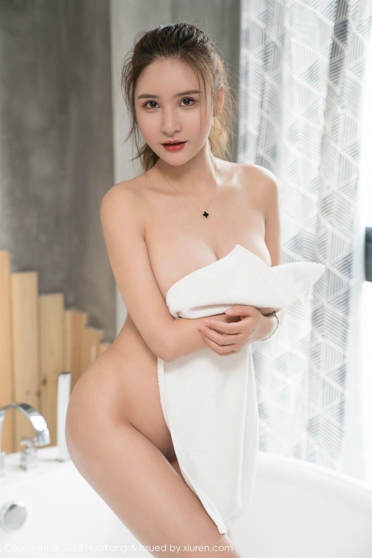 HuaYang Vol.055 12P, HuaYang, Solo Yi Fei