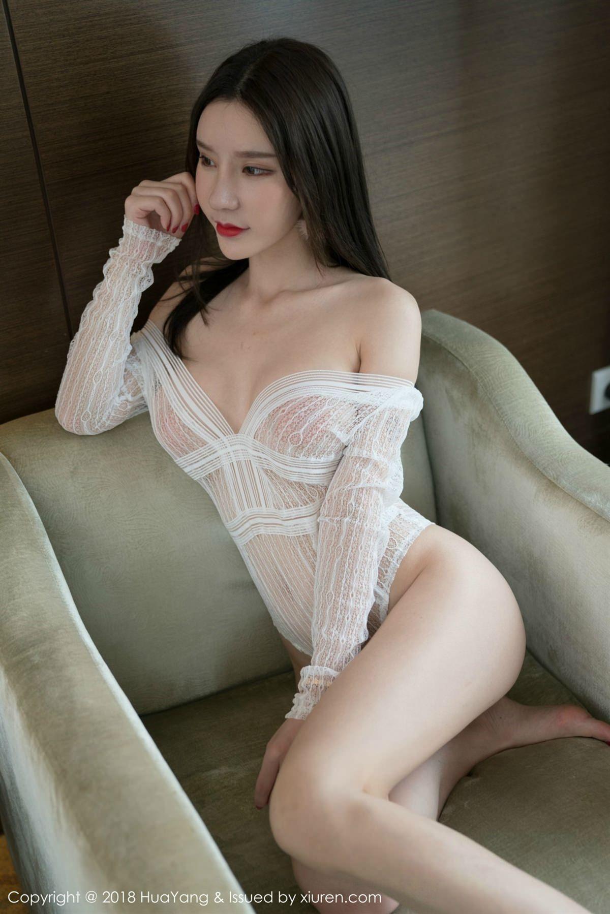 HuaYang Vol.057 41P, HuaYang, Zhou Yu Xi