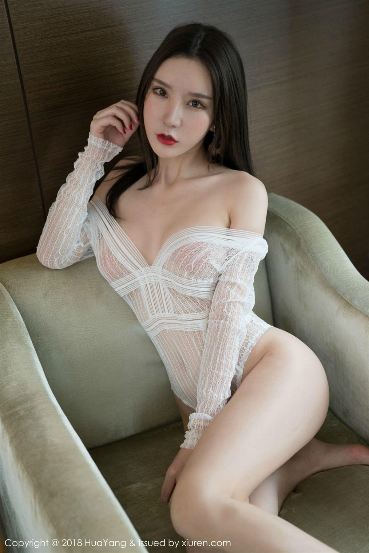 HuaYang Vol.057 42P, HuaYang, Zhou Yu Xi