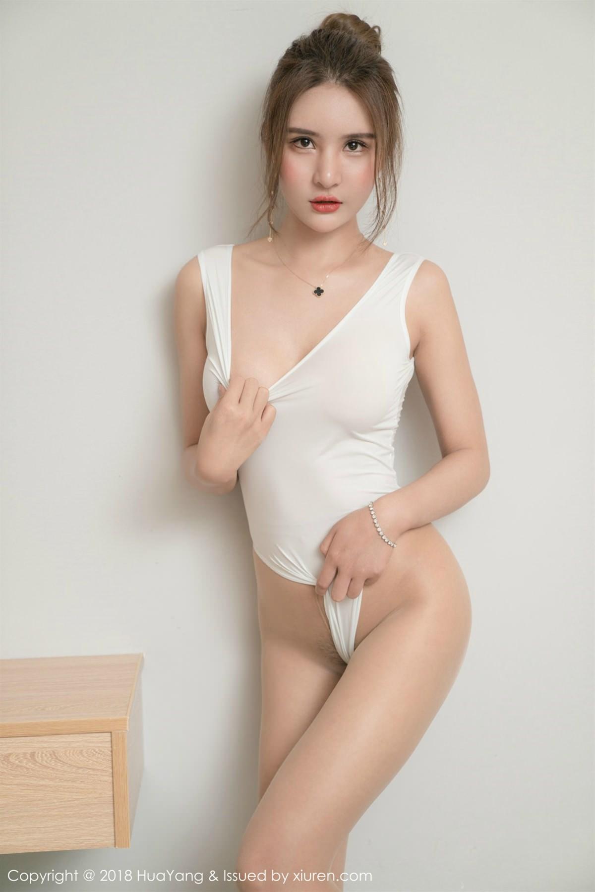 HuaYang Vol.059 25P, HuaYang, Solo Yi Fei