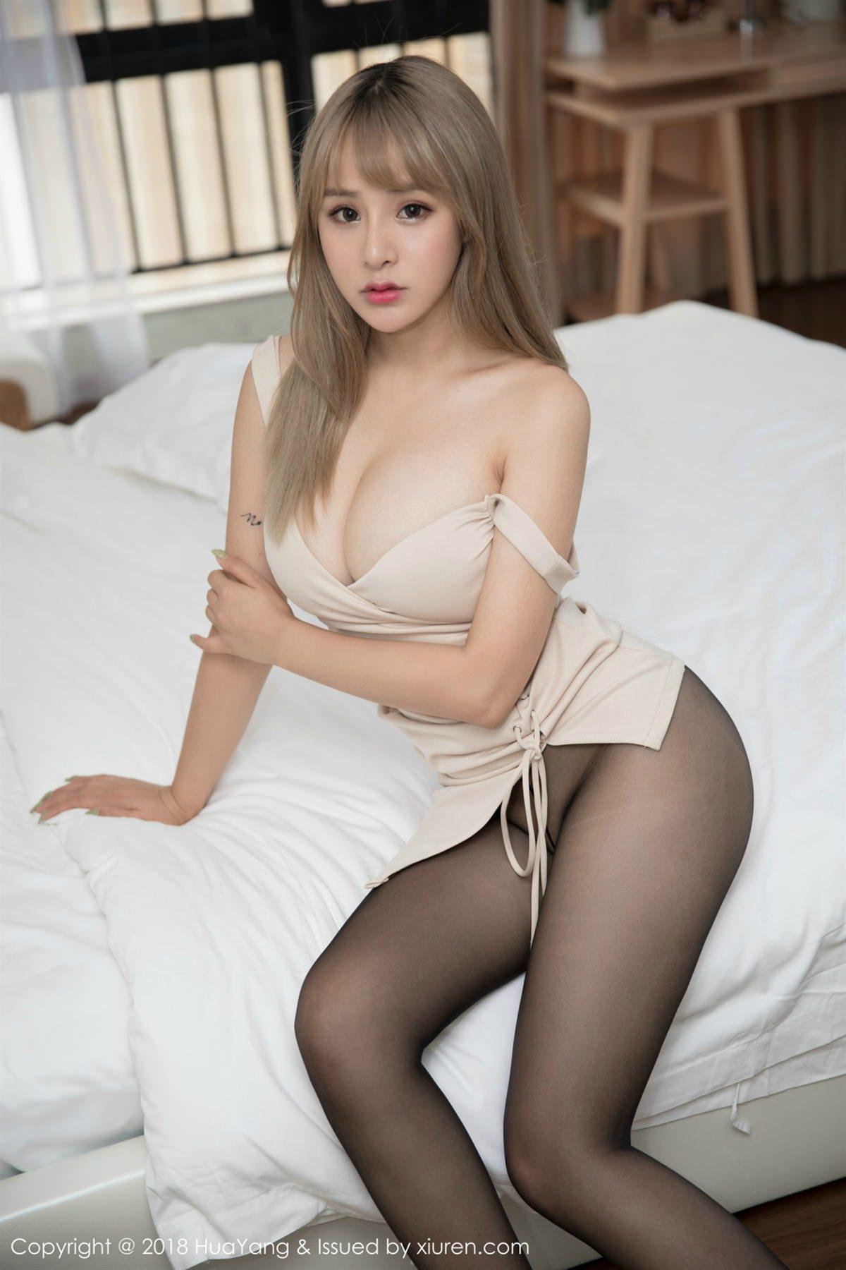 HuaYang Vol.060 33P, HuaYang, Si Qi Sukiii