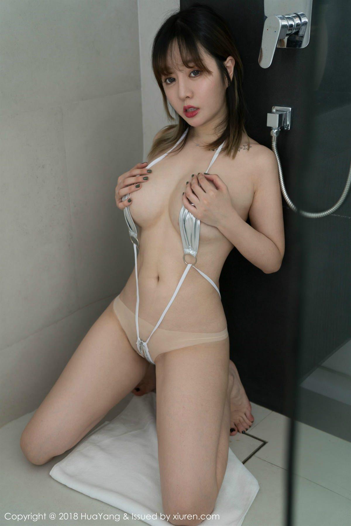HuaYang Vol.061 27P, HuaYang, Wang Yu Chun