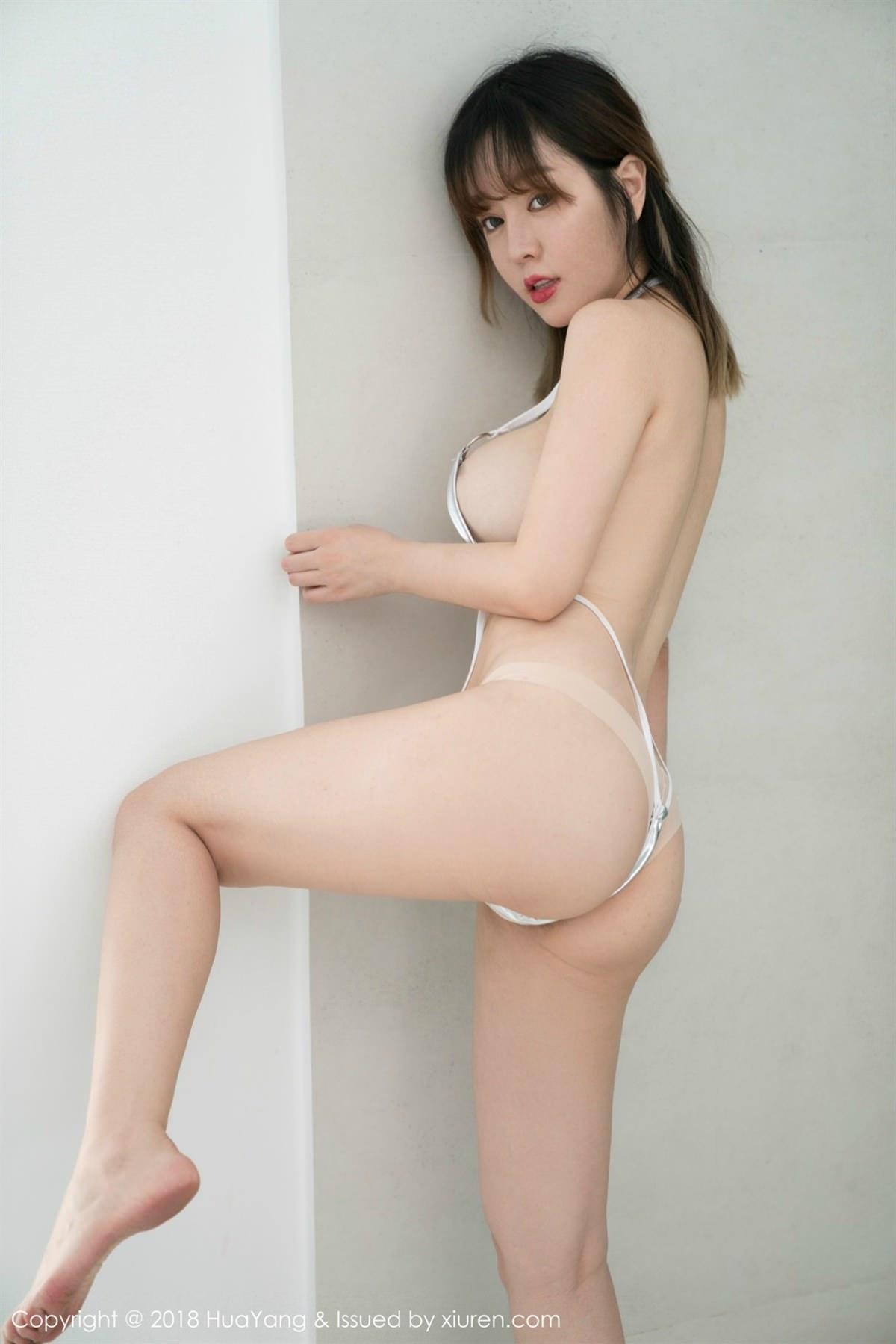 HuaYang Vol.061 38P, HuaYang, Wang Yu Chun