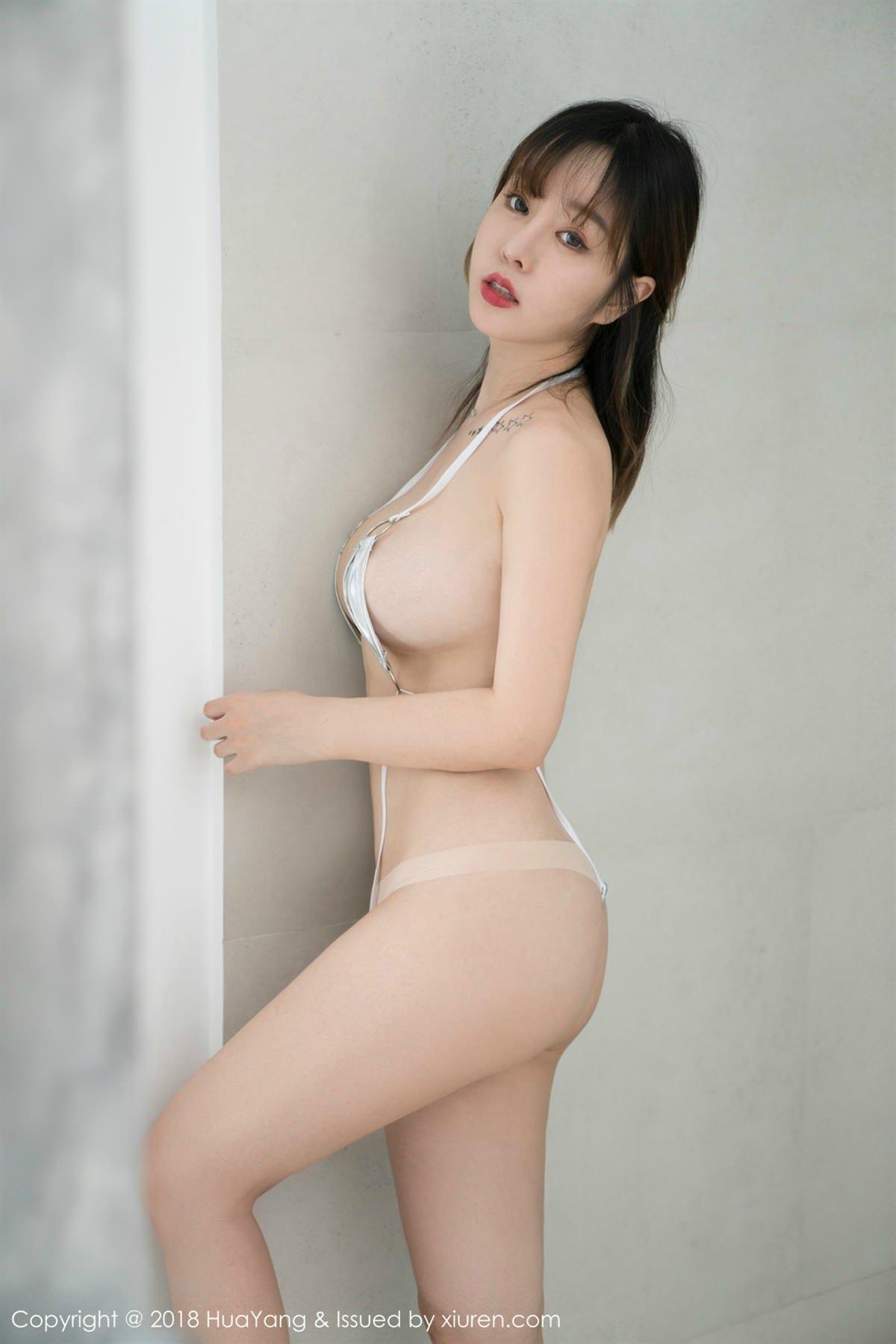 HuaYang Vol.061 39P, HuaYang, Wang Yu Chun