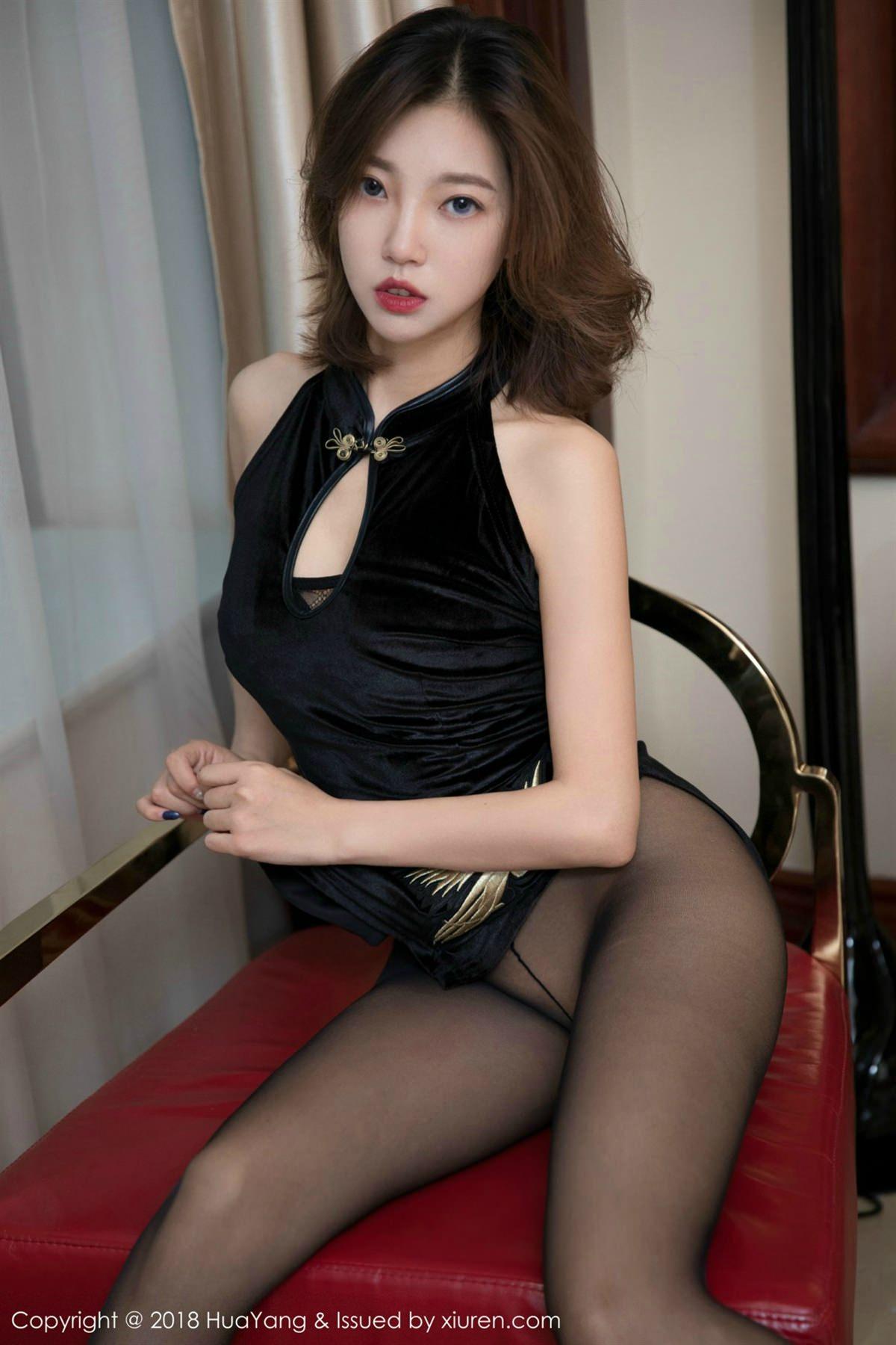 HuaYang Vol.062 2P, Feng Mu Mu, HuaYang