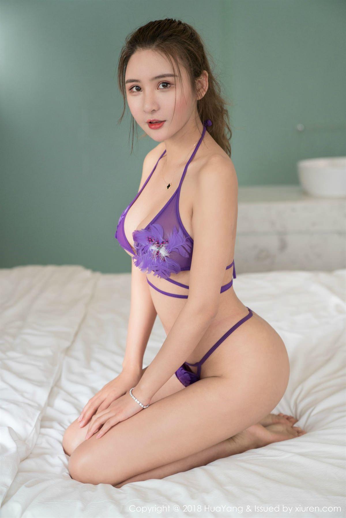 HuaYang Vol.063 29P, HuaYang, Solo Yi Fei
