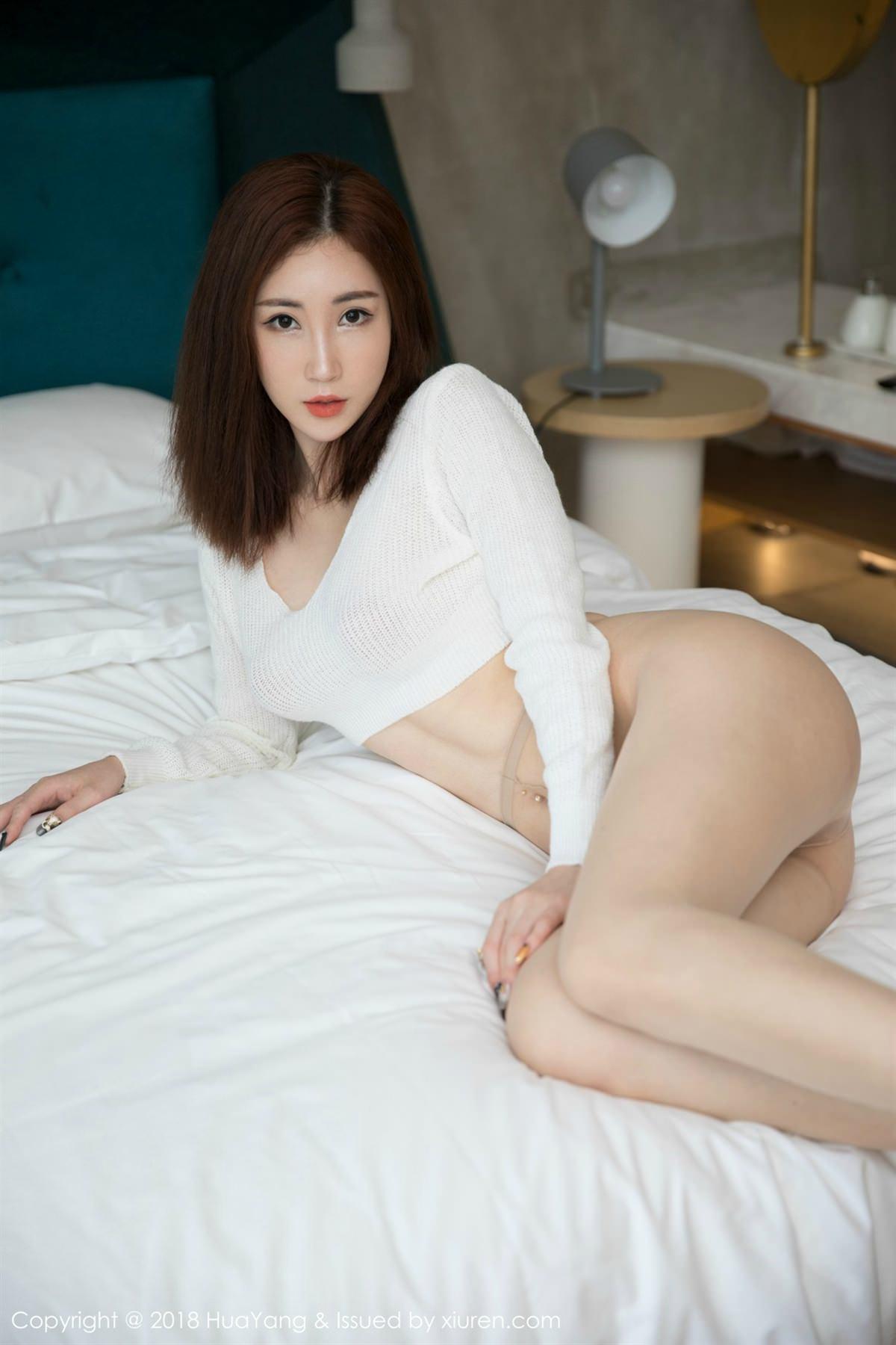 HuaYang Vol.064 10P, HuaYang, Sun Meng Yao