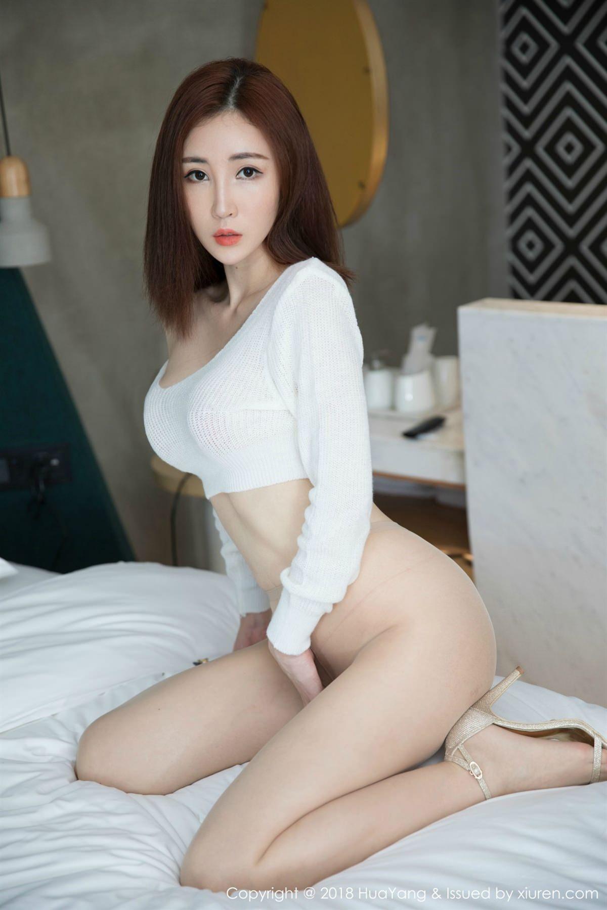 HuaYang Vol.064 14P, HuaYang, Sun Meng Yao