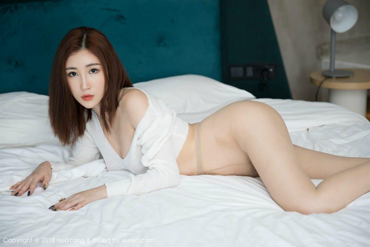 HuaYang Vol.064 18P, HuaYang, Sun Meng Yao