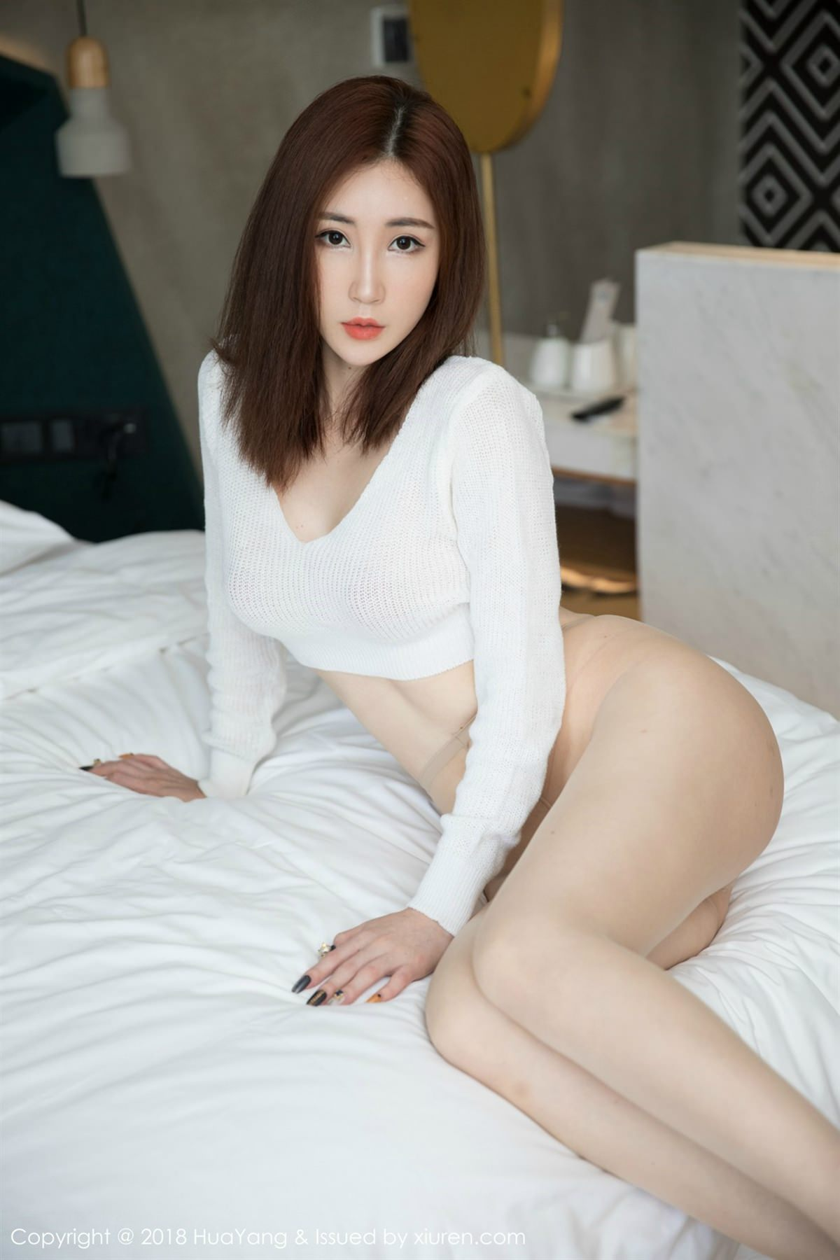 HuaYang Vol.064 1P, HuaYang, Sun Meng Yao