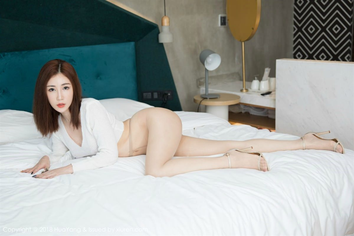 HuaYang Vol.064 20P, HuaYang, Sun Meng Yao