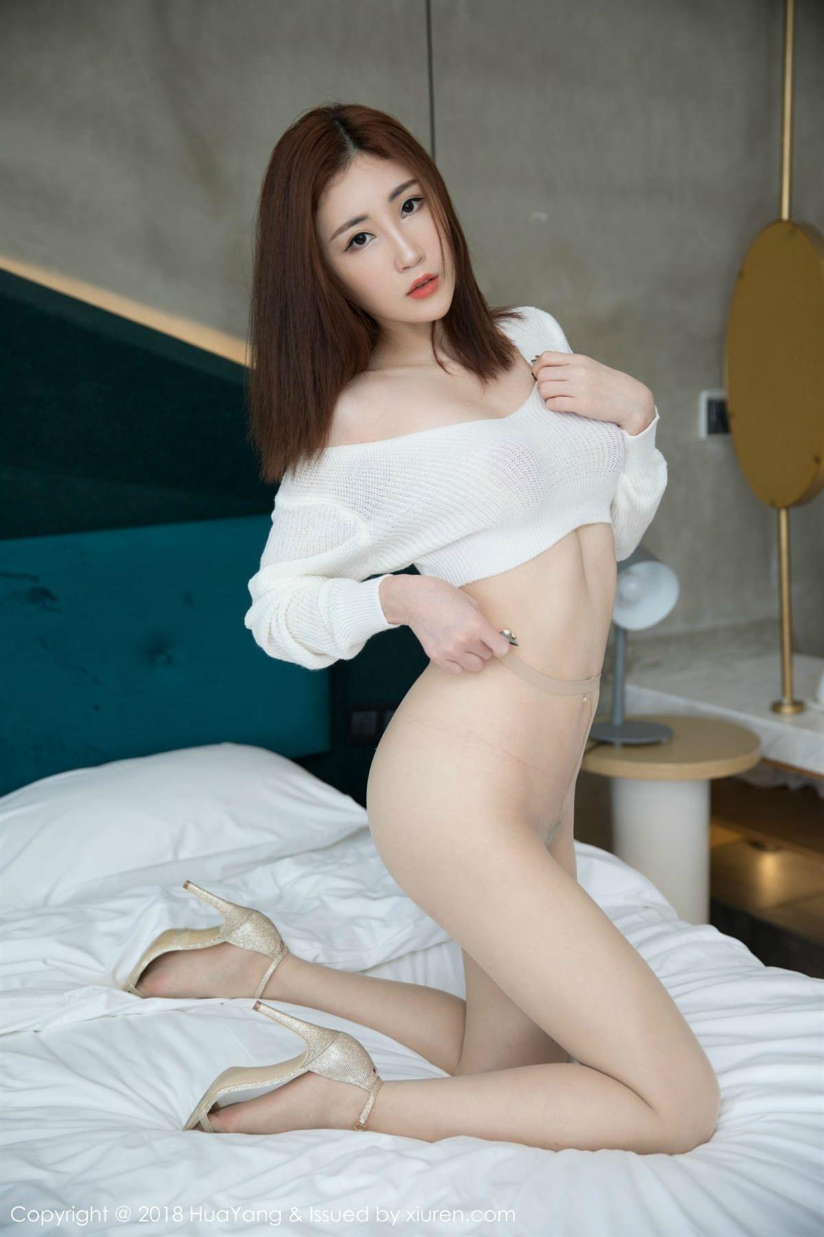 HuaYang Vol.064 22P, HuaYang, Sun Meng Yao