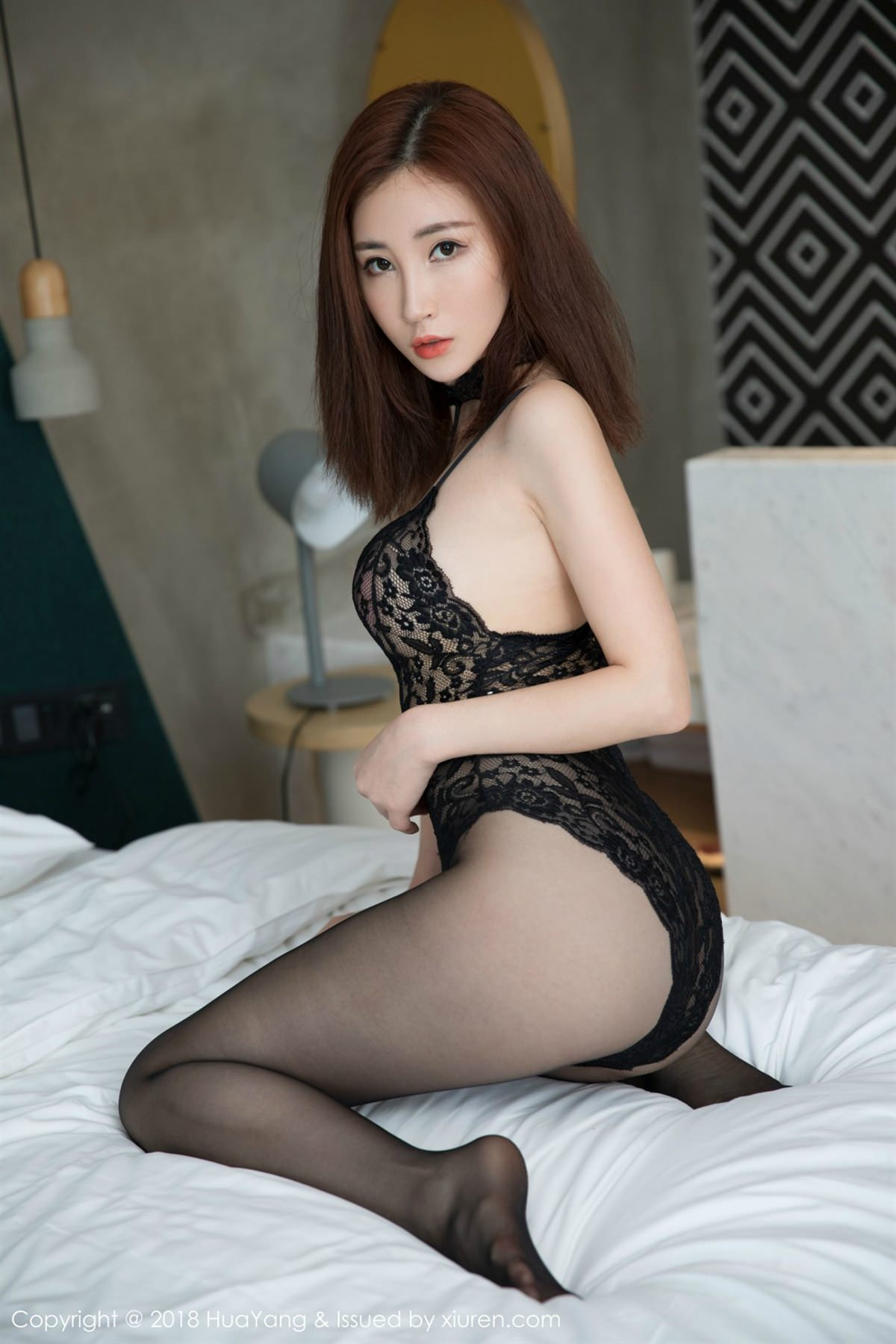 HuaYang Vol.064 31P, HuaYang, Sun Meng Yao
