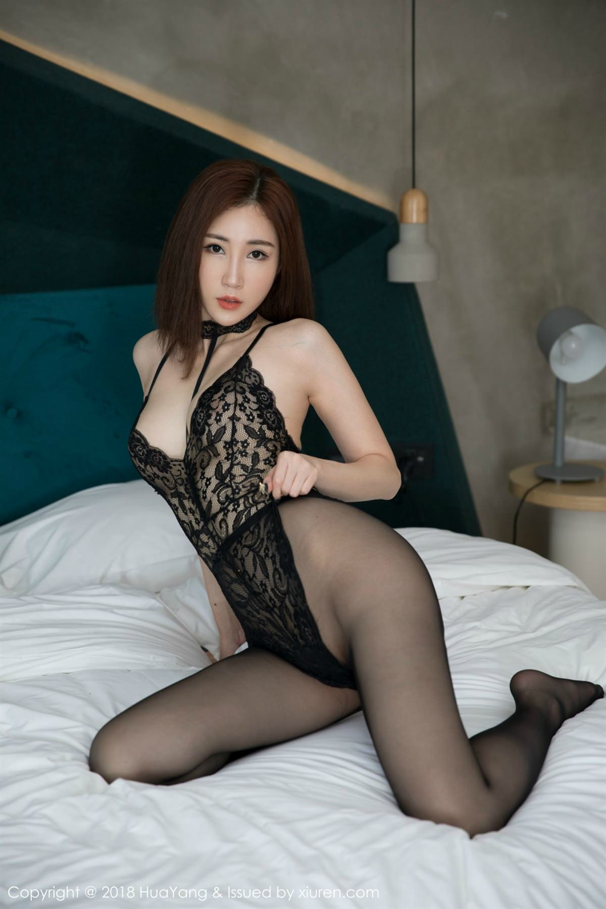 HuaYang Vol.064 38P, HuaYang, Sun Meng Yao