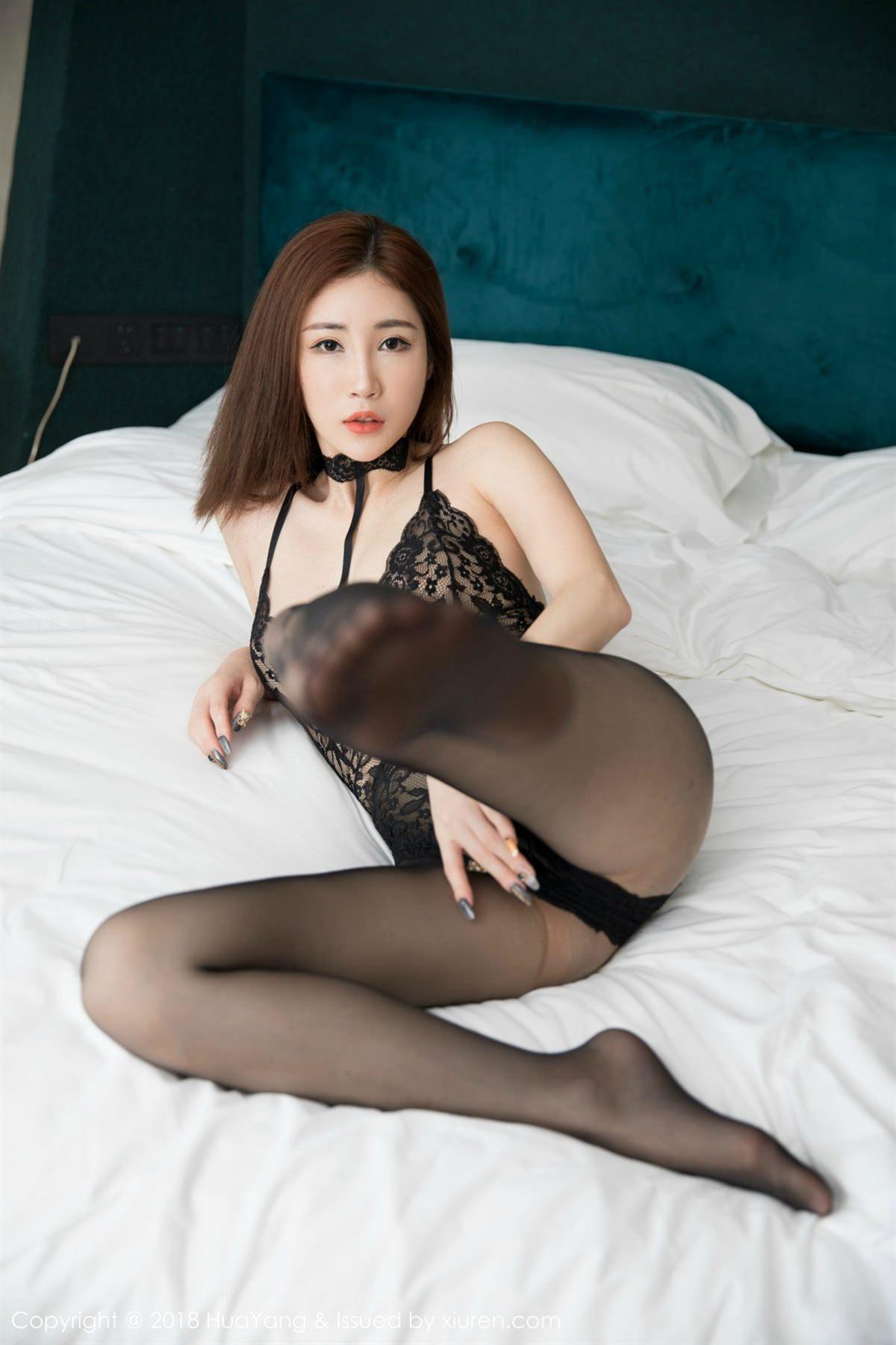 HuaYang Vol.064 46P, HuaYang, Sun Meng Yao