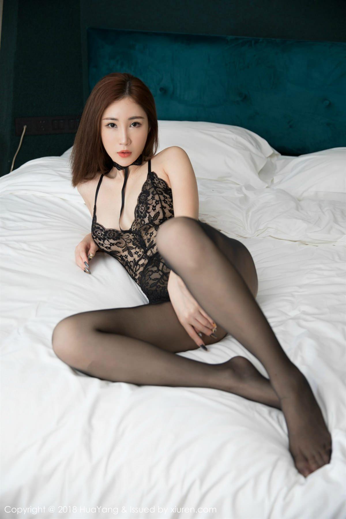 HuaYang Vol.064 48P, HuaYang, Sun Meng Yao