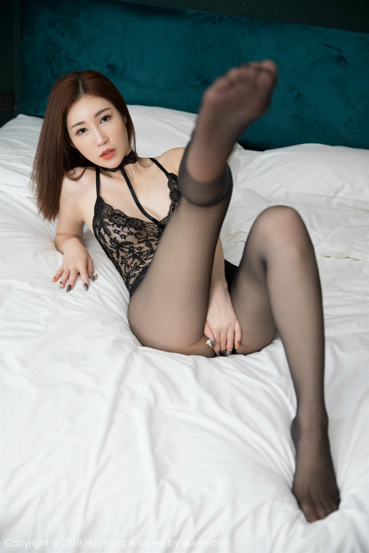 HuaYang Vol.064 50P, HuaYang, Sun Meng Yao