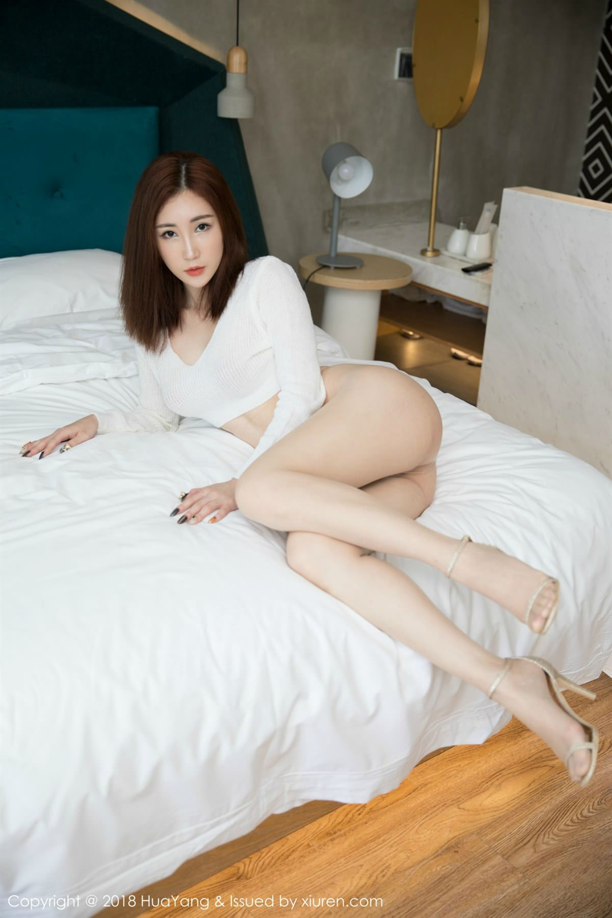 HuaYang Vol.064 7P, HuaYang, Sun Meng Yao