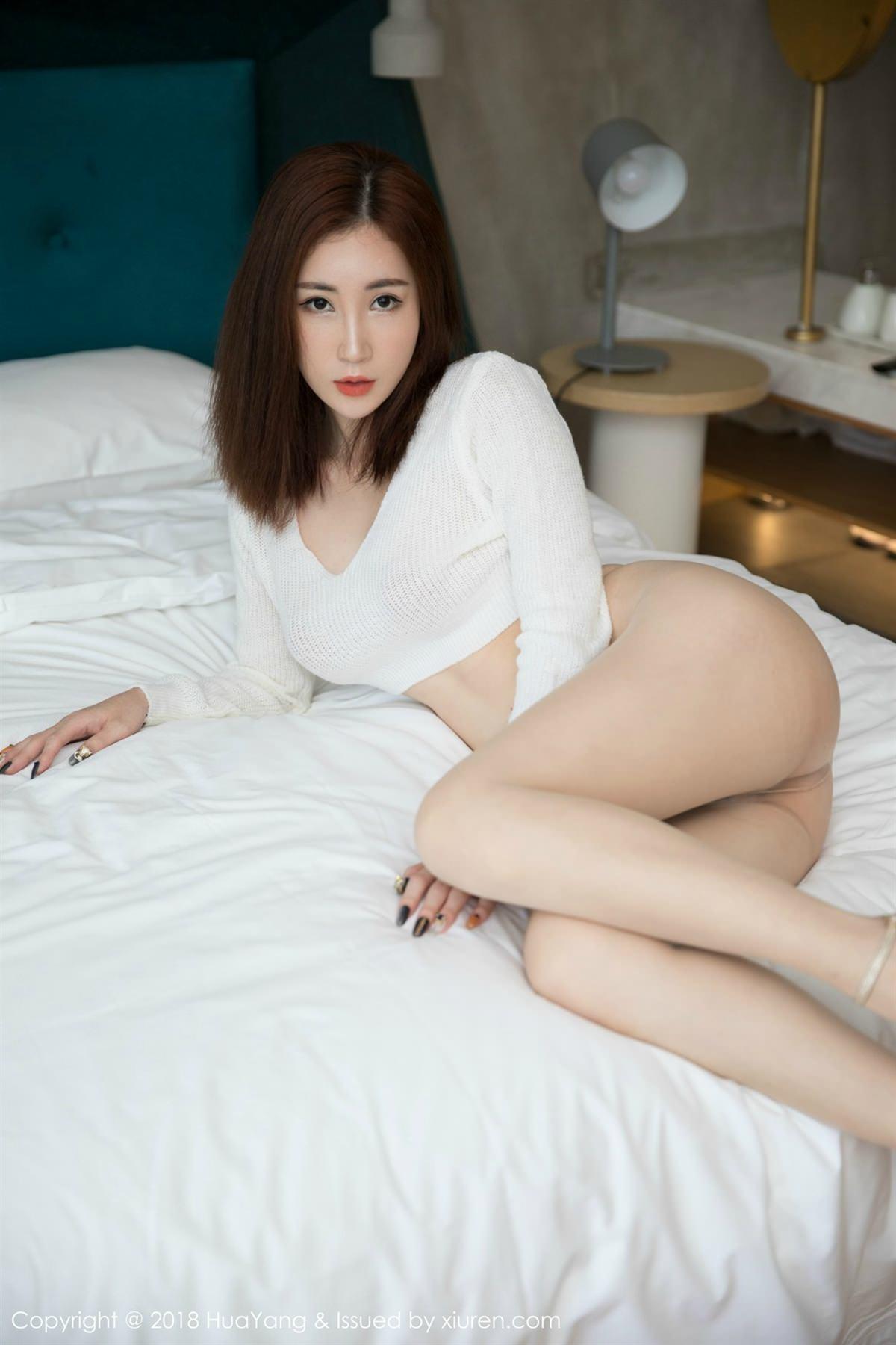 HuaYang Vol.064 9P, HuaYang, Sun Meng Yao