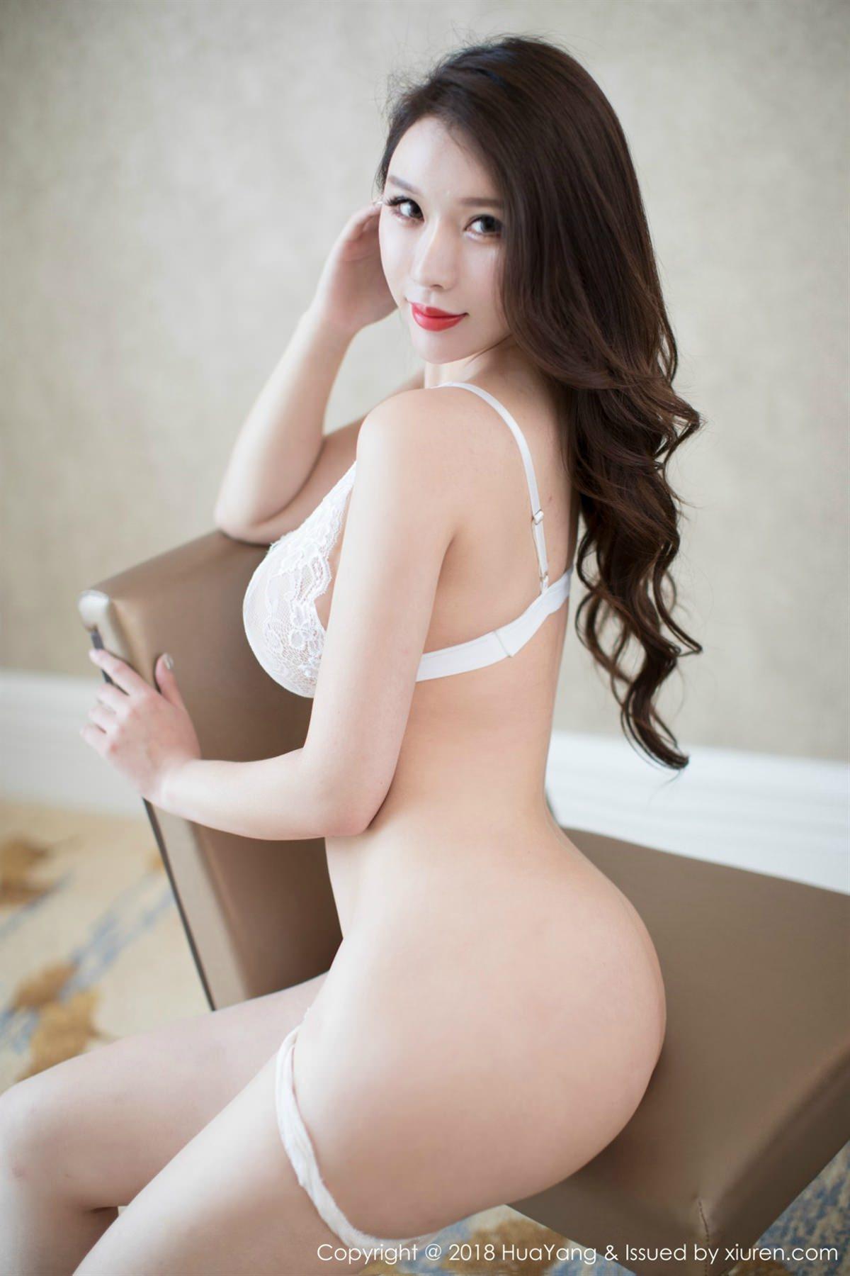 HuaYang Vol.065 11P, Egg Younisi, HuaYang