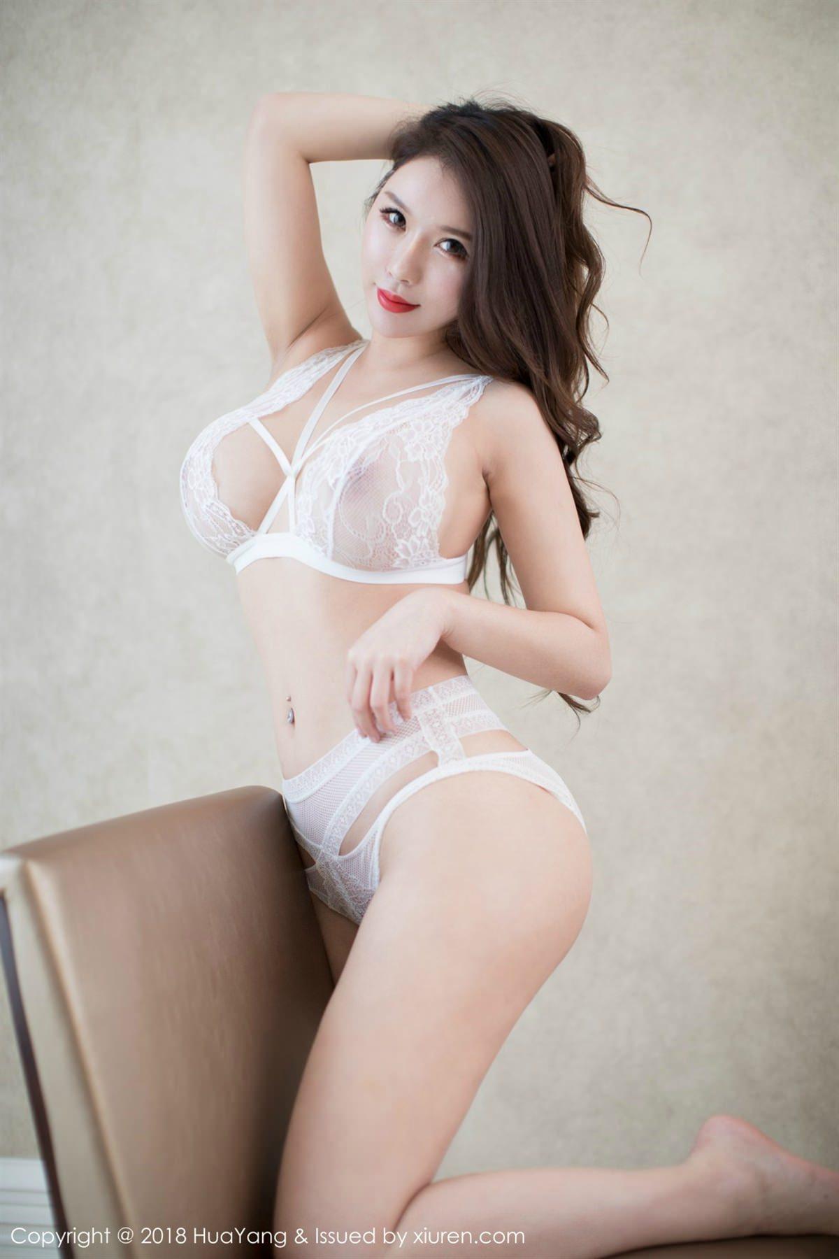 HuaYang Vol.065 18P, Egg Younisi, HuaYang