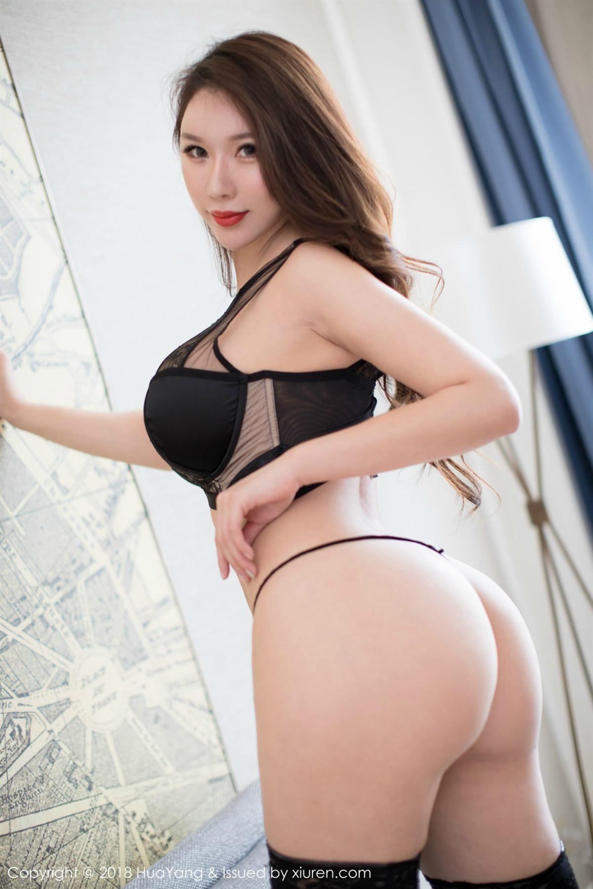 HuaYang Vol.065 23P, Egg Younisi, HuaYang