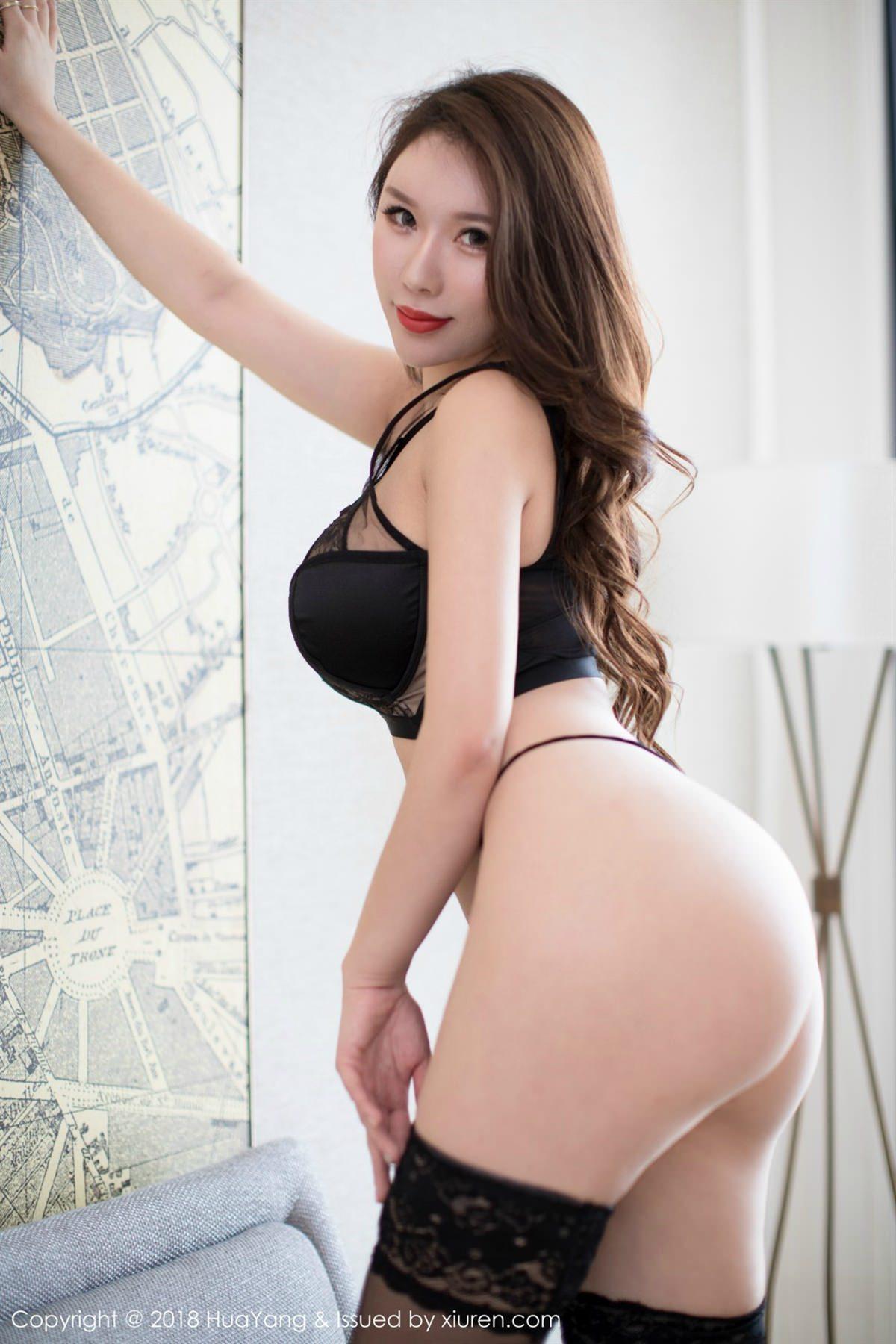 HuaYang Vol.065 26P, Egg Younisi, HuaYang