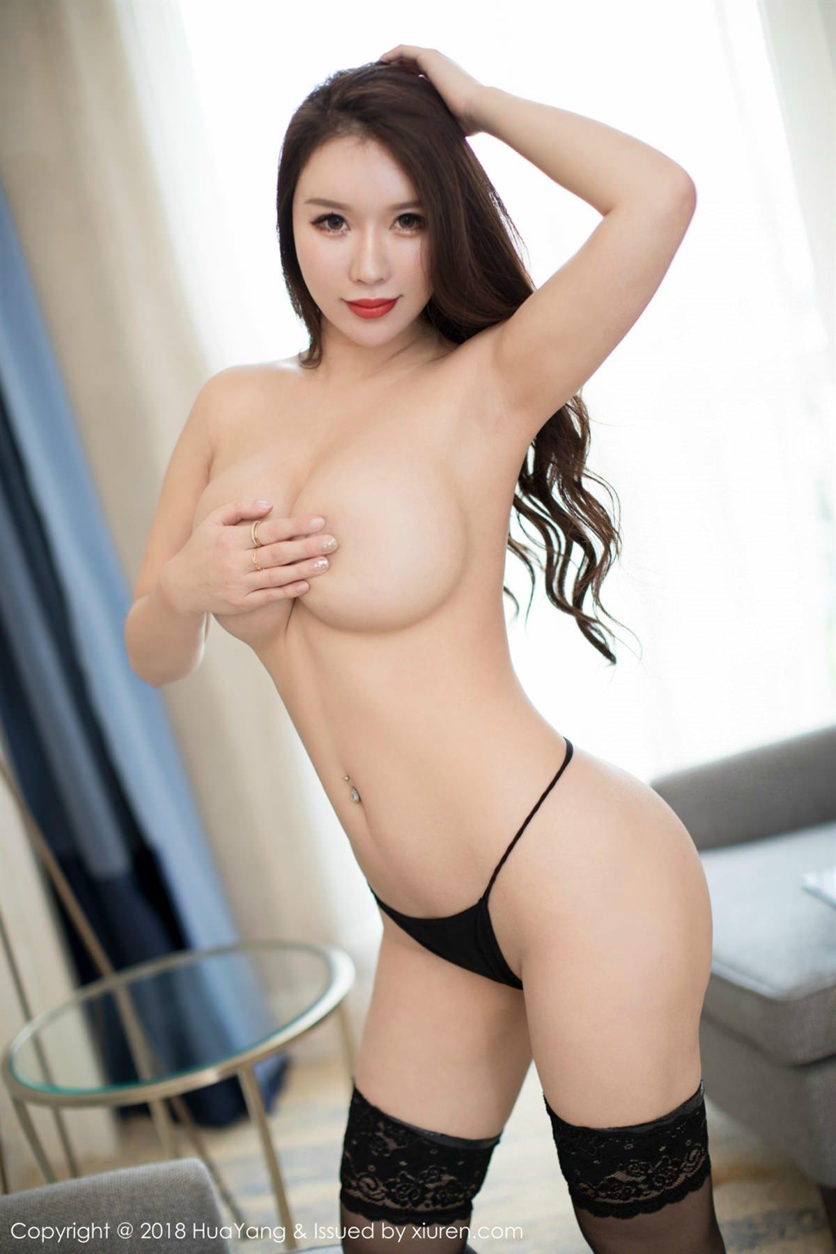 HuaYang Vol.065 30P, Egg Younisi, HuaYang