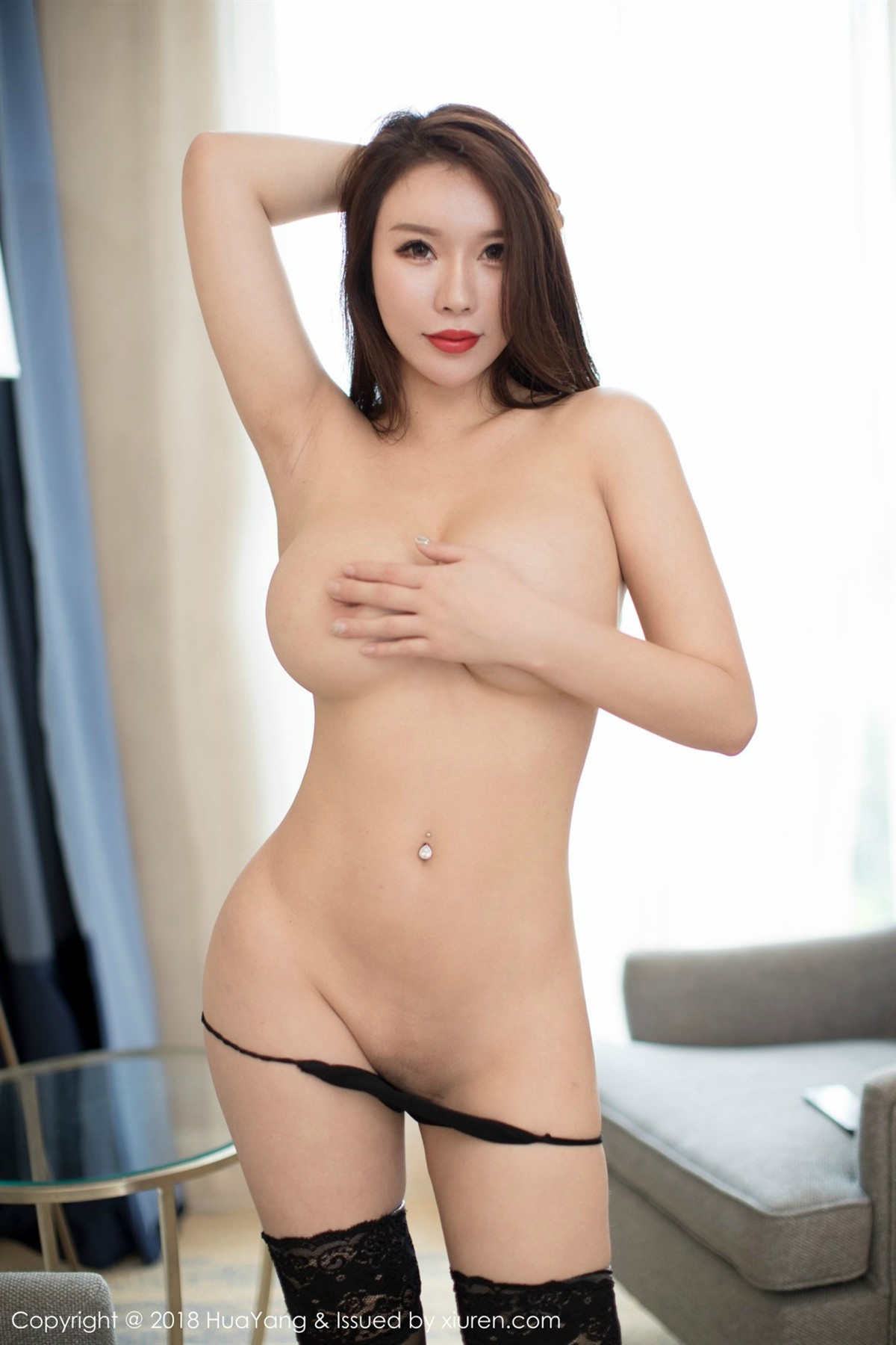 HuaYang Vol.065 39P, Egg Younisi, HuaYang