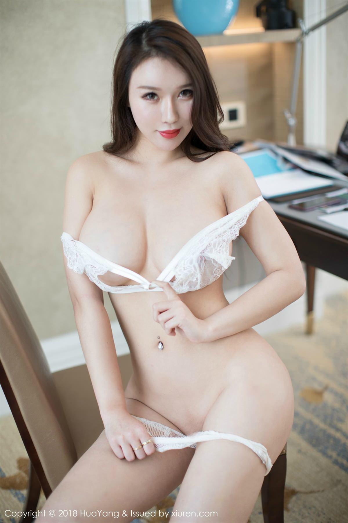 HuaYang Vol.065 3P, Egg Younisi, HuaYang
