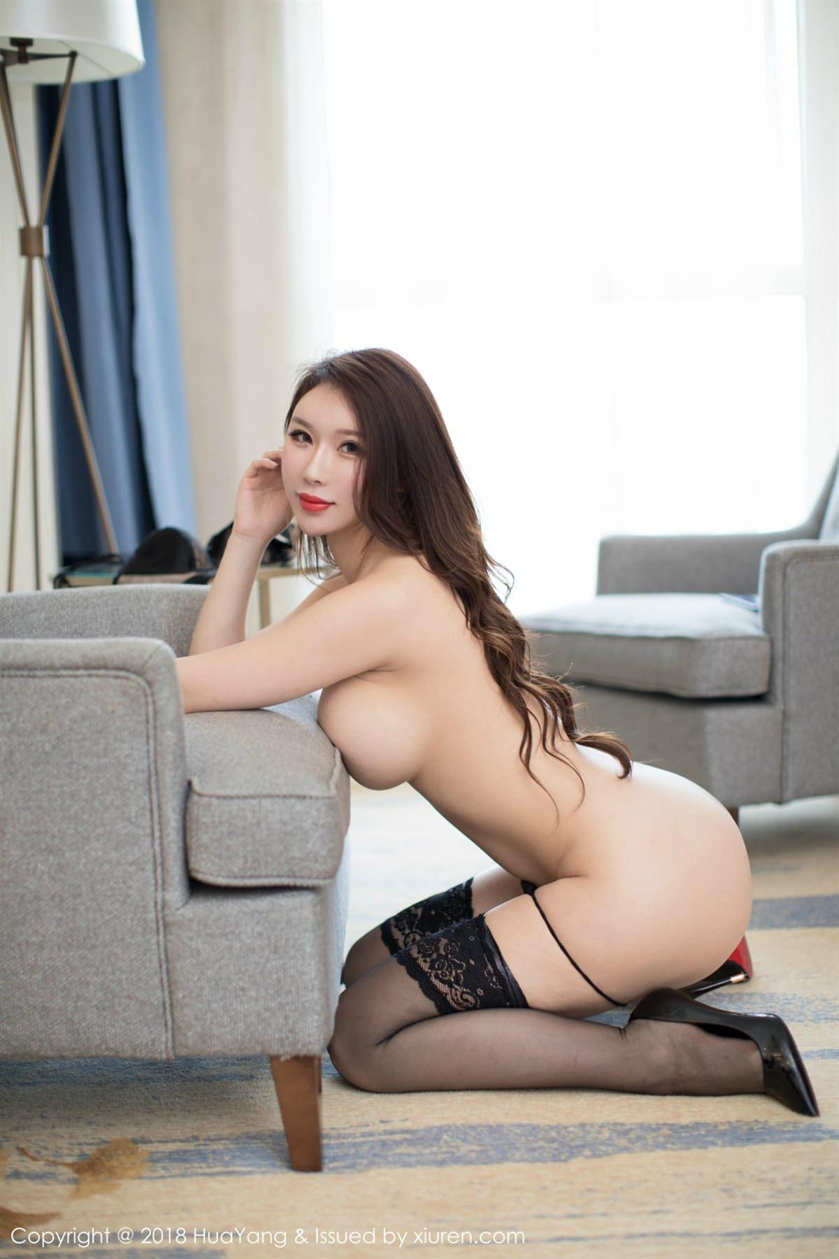 HuaYang Vol.065 41P, Egg Younisi, HuaYang