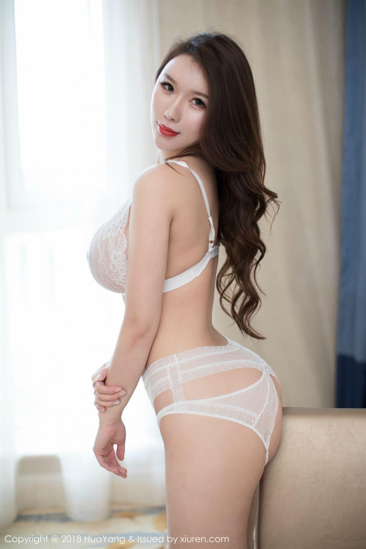 HuaYang Vol.065 9P, Egg Younisi, HuaYang