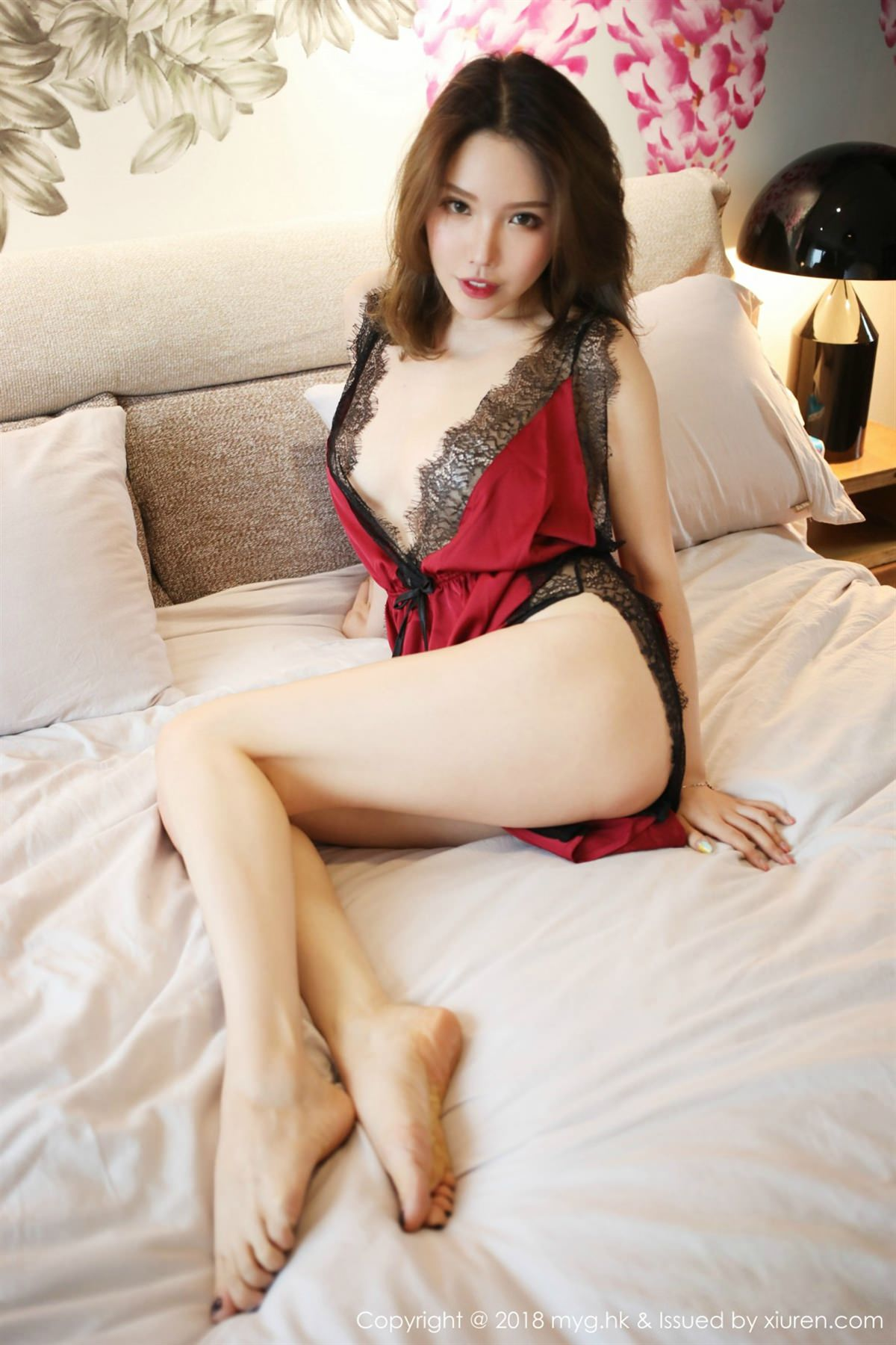 MyGirl Vol.292 10P, Huang Le Ran, mygirl