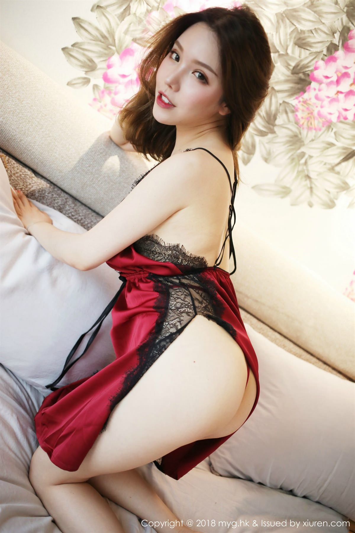 MyGirl Vol.292 32P, Huang Le Ran, mygirl