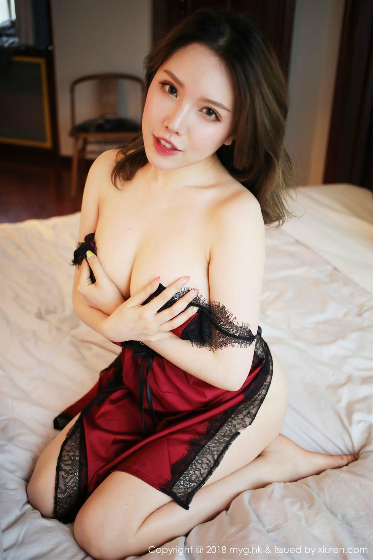 MyGirl Vol.292 55P, Huang Le Ran, mygirl