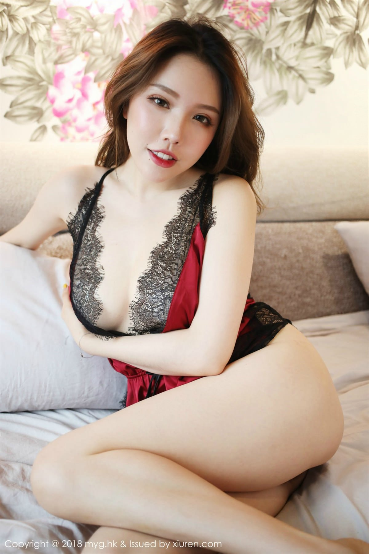 MyGirl Vol.292 67P, Huang Le Ran, mygirl