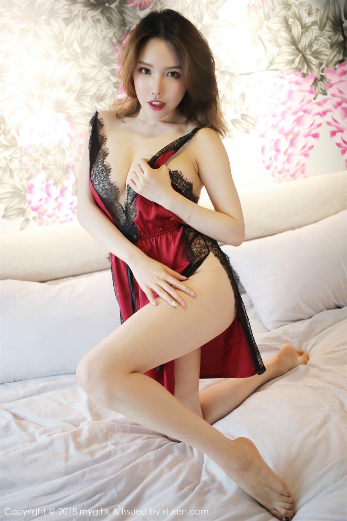 MyGirl Vol.292 6P, Huang Le Ran, mygirl