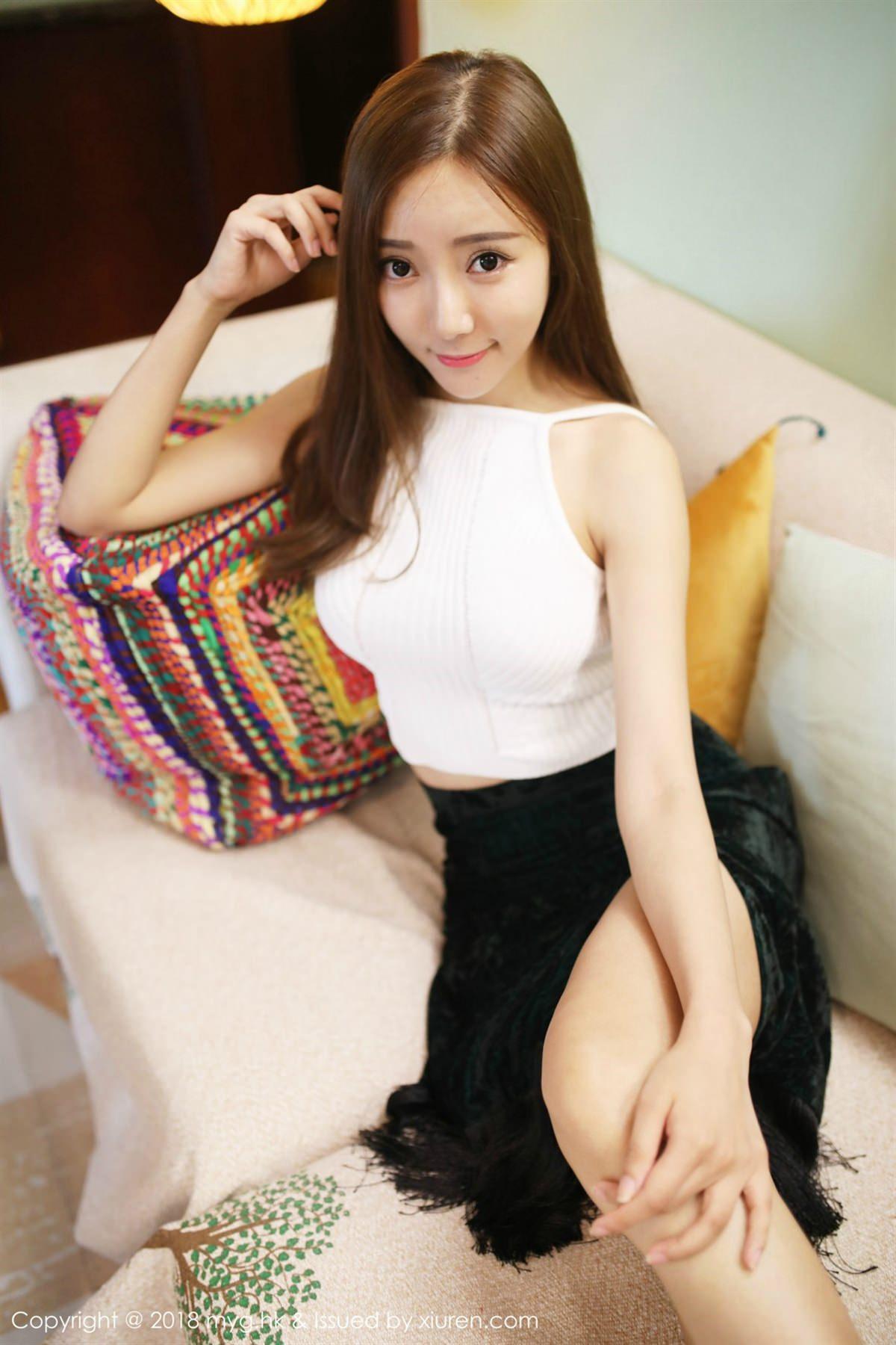 MyGirl Vol.293 30P, mygirl, Wang Xin Yao