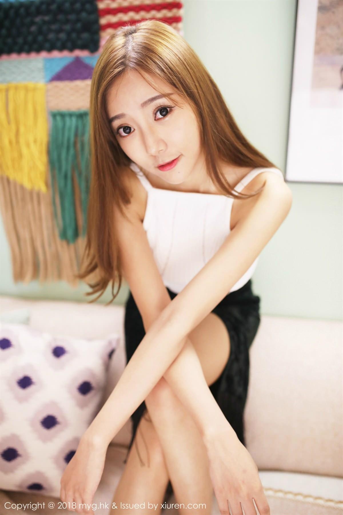 MyGirl Vol.293 31P, mygirl, Wang Xin Yao
